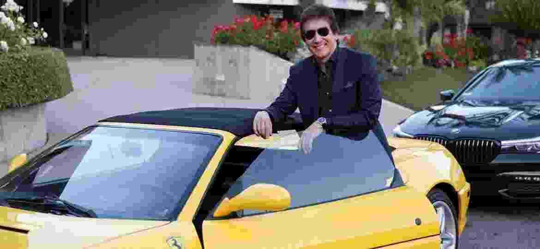 Dante Gebel, pastor argentino que ganhou Ferrari - Reprodução/Internet