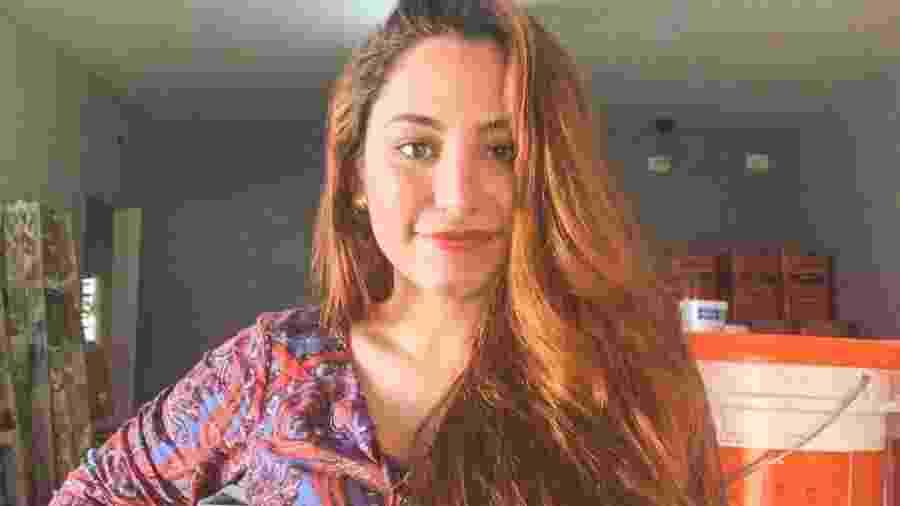 A arquiteta Stella Demucio sofre com crises de ansiedade desde setembro de 2019, mas encontrou novos gatilhos com a pandemia e flexibilização da quarentena em São Paulo (SP) - Arquivo pessoal