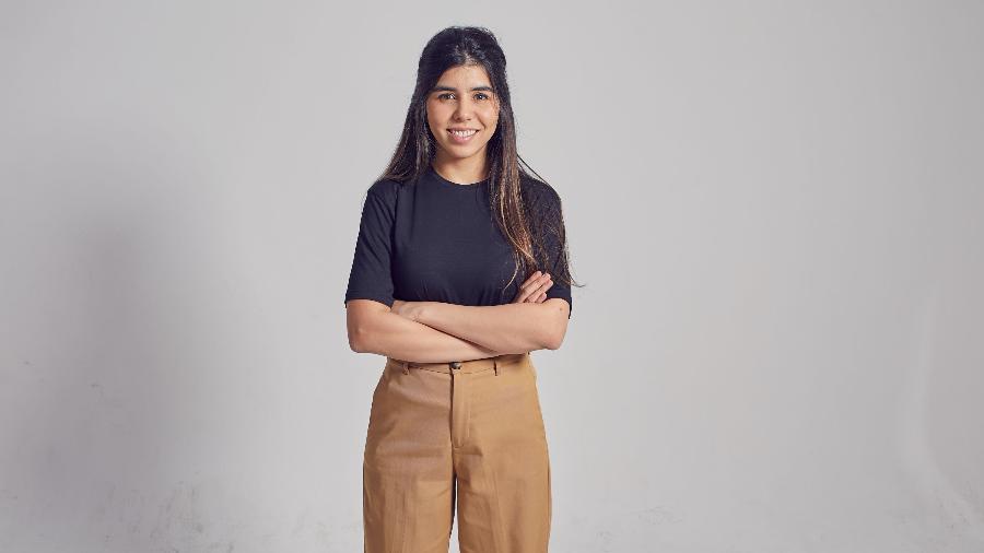 Carolina Matsuse, que criou a Insider Store ao perceber as dificuldades do parceiro com vestuário - Divulgação