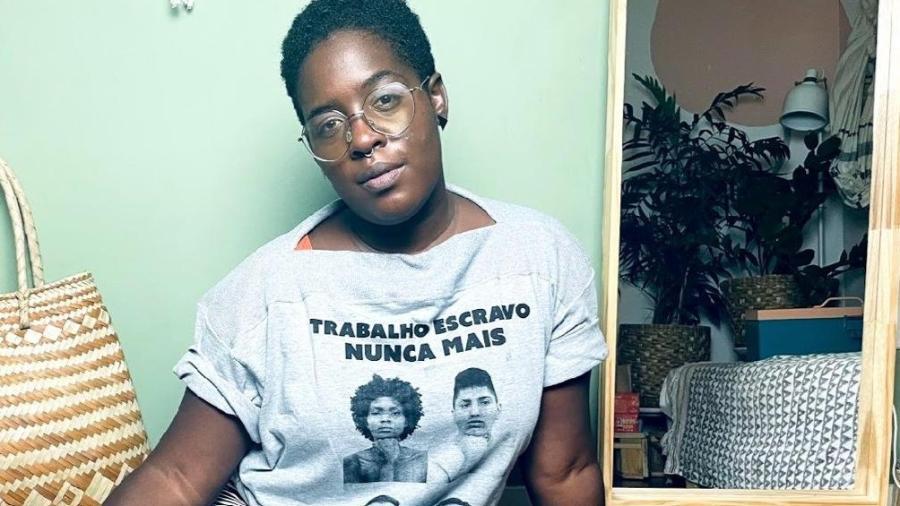 Nos perfis @mptrabalho @oit_trabalho e @unicamp.oficial, no Instagram, é possível ler informações sobre a campanha de erradicação do trabalho escravo no Brasil - Divulgação