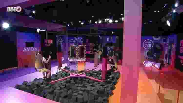 BBB 21: Última prova da temporada é de resistência - Reprodução/Globoplay - Reprodução/Globoplay