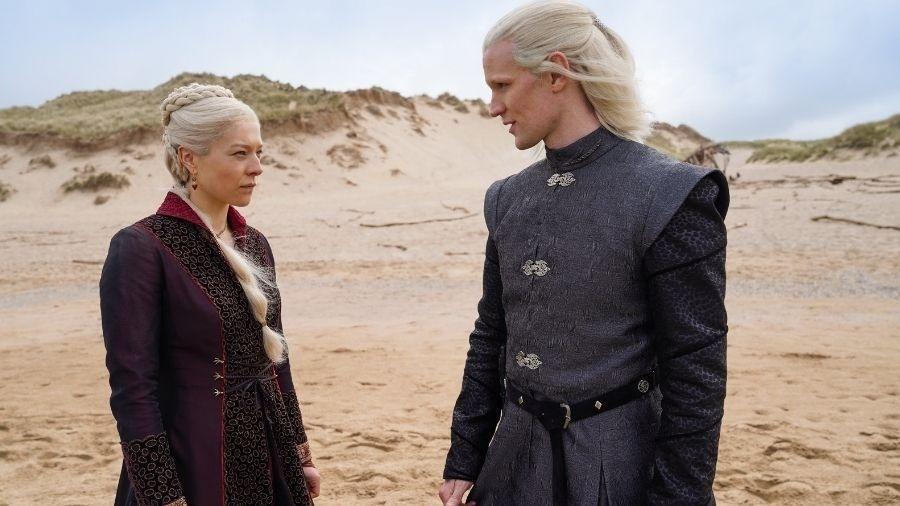 House of The Dragon - Reprodução/HBO