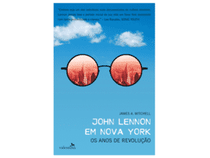 John Lennon em Nova York - Divulgação - Divulgação