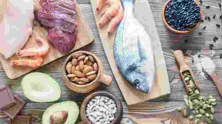 alimentos ricos em zinco - iStock - iStock