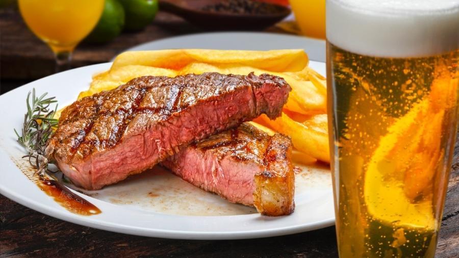 Brasil é maior exportador de carne de boi e está entre os cinco que mais consomem - Ribeiro Rocha/Getty Images/iStockphoto