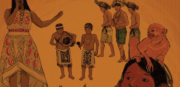 21 grupos de artistas indígenas na 23ª edição do Sonora Brasil