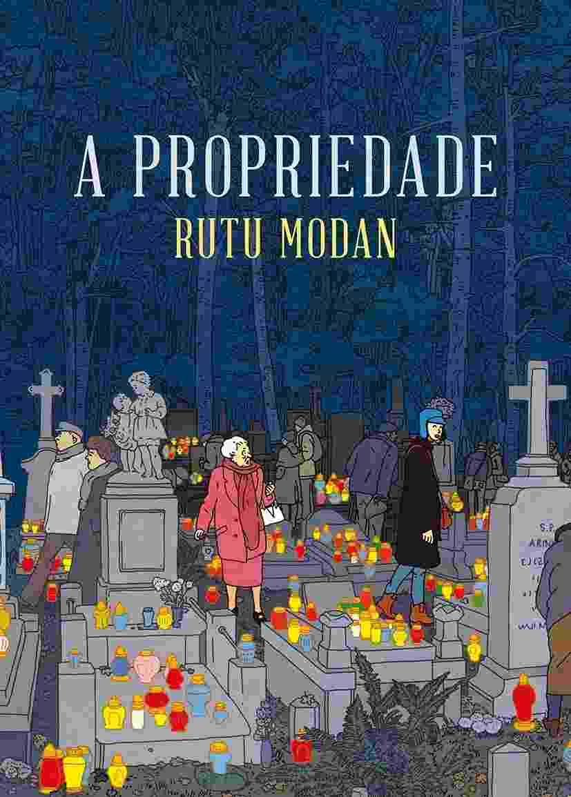 """Recém-lançado no Brasil, """"A Propriedade"""" (WMF Martins Fontes, R$ 69,90) ganhou o prêmio Eisner de Melhor Graphic Novel de 2013, o principal troféu da premiação máxima da indústria de quadrinhos norte-americana. O gibi é de autoria da israelense Rutu Modan - Divulgação"""