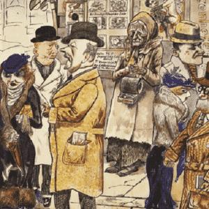 """Capa do livro """"Contos de Odessa"""" (Penguin), de Isaac Babel e tradução de Rubens Figueiredo - Reprodução"""