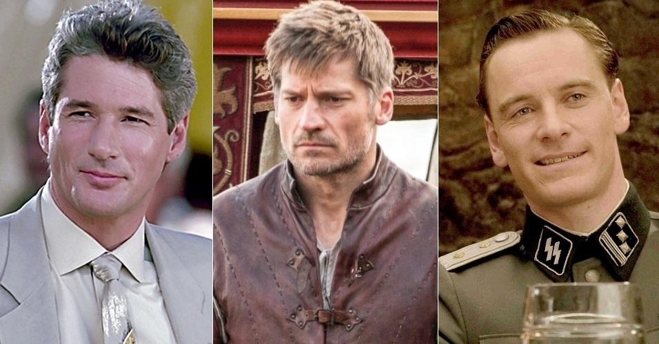 """Jaime Lannister (Nikolaj Coster-Waldau) foi dublado até a quinta temporada por Ricardo Schnetzer, voz de Richard Gere e Al Pacino. Atualmente, tem a voz de Nestor Chiesse, dublador de Michael Fassbender em """"Bastardos Inglórios"""""""
