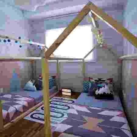 Feira Baby Bum- cama casinha - Divulgação - Divulgação