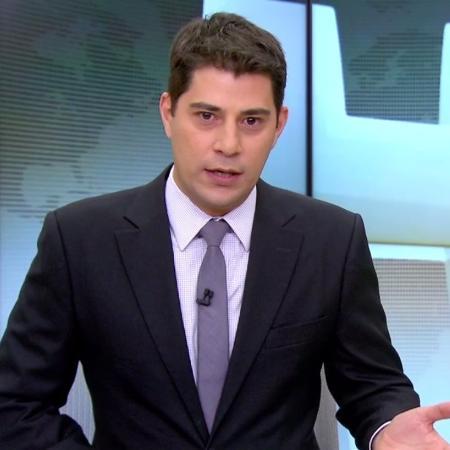 Evaristo Costa realiza desejo de fã após lançar desafio na web - Reprodução/TV Globo