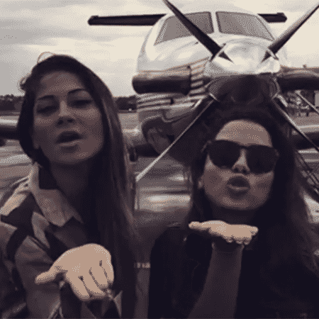 Anitta agradece a Mayra Cardi - Reprodução/Instagram