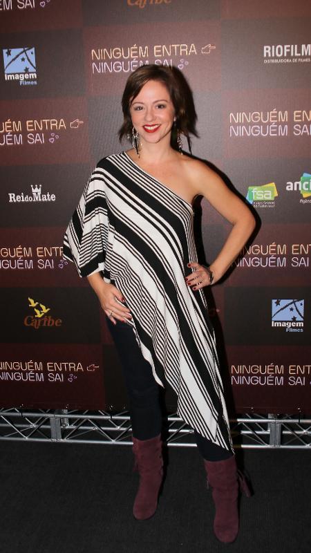 A atriz Guta Stresser emagreceu 15 quilos em dois anos - Thiago Duran/AgNews