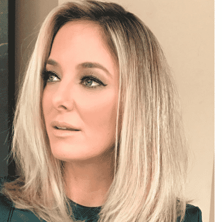 Ticiane Pinheiro mostra novo corte de cabelo nas redes sociais - Reprodução/isntagram