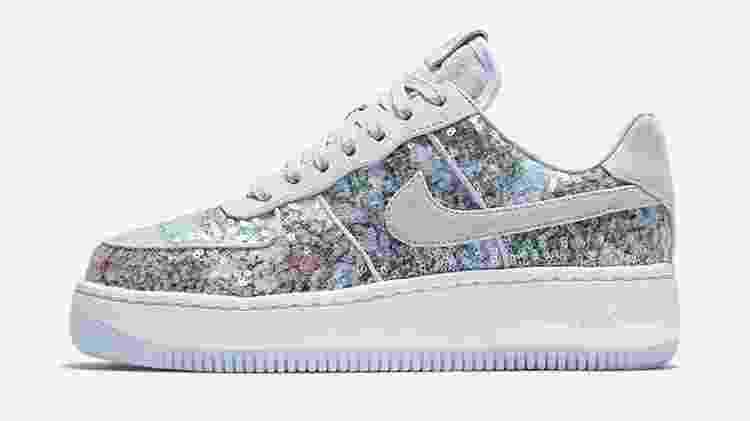 Nike de princesa - Divulgação - Divulgação