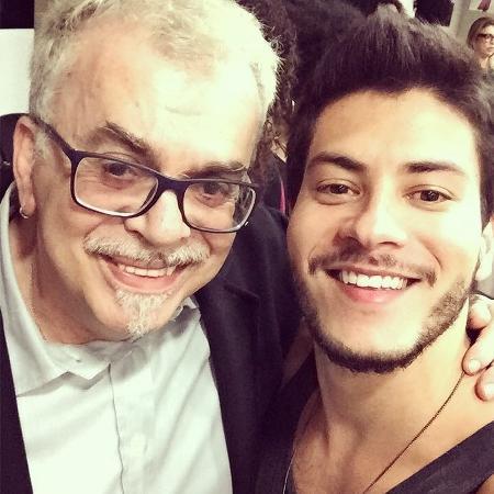 """Arthur Aguiar estará na próxima novela das nove, """"Preciosa"""", de Walcyr Carrasco - Reprodução/Instagram/arthuraguiar"""