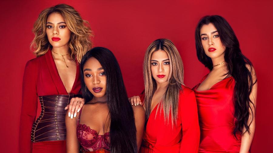 O grupo feminino Fifth Harmony - Reprodução