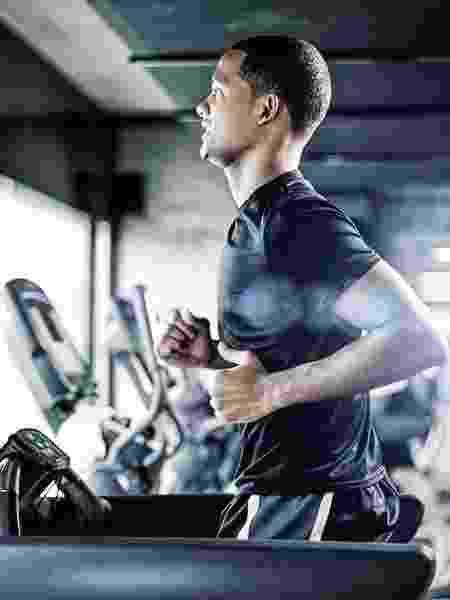 O horário da atividade física pode interferir na secreção de melatonina - iStock