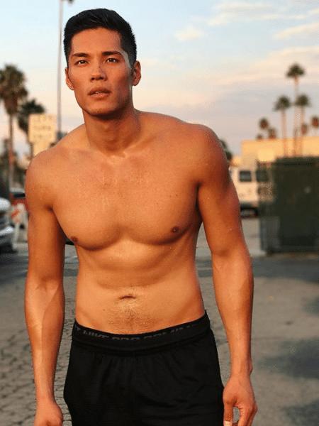Tim Chung, segurança de Kylie Jenner - Reprodução/Instagram