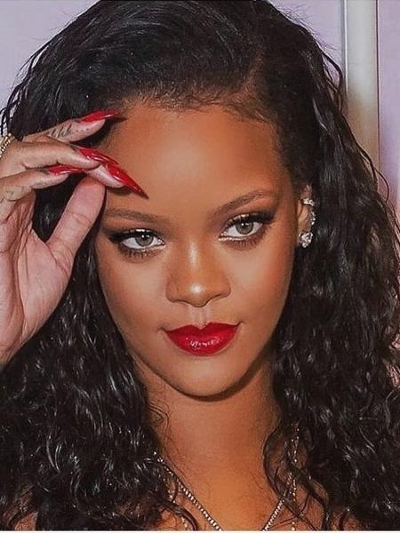 Rihanna e Hassan Jameel não estão mais juntos. A decisão foi da cantora  - Reprodução Instagram