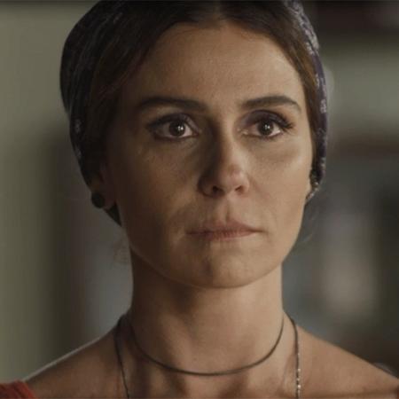 """Luzia (Giovanna Antonelli) revela que é mãe de Ícaro em """"Segundo Sol"""" - Reprodução/Segundo Sol/Gshow"""
