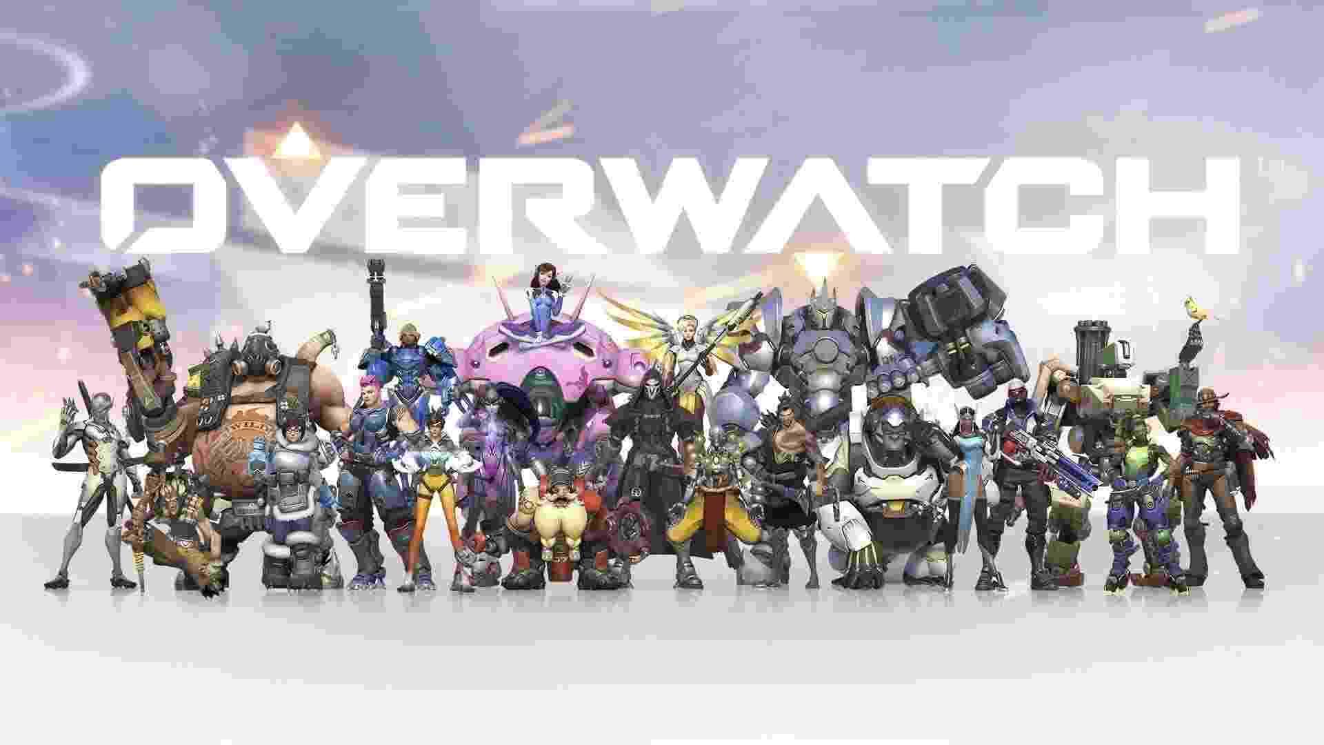 Overwatch - Divulgação