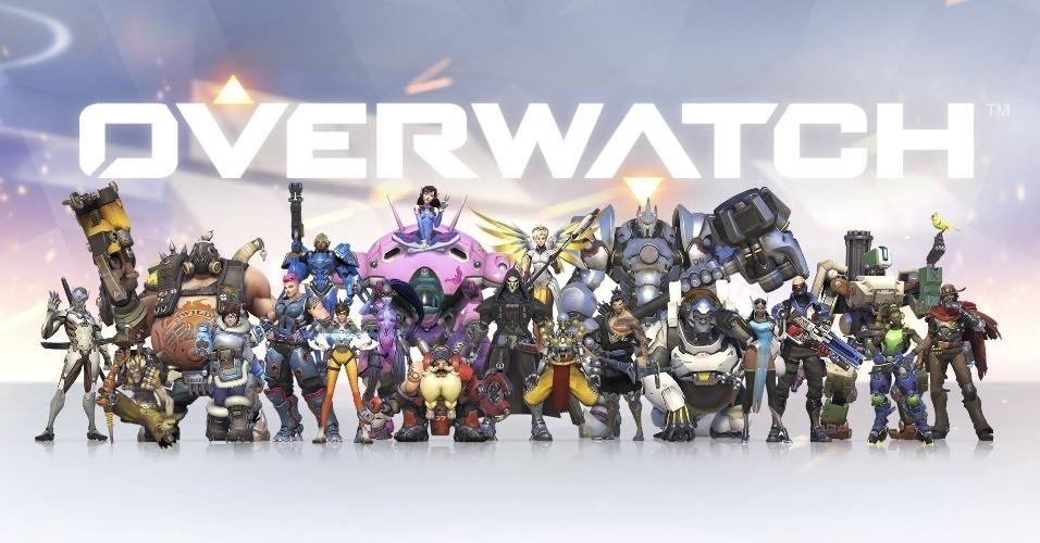 Resultado de imagem para Overwatch