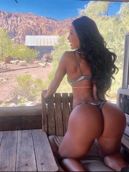 Gracyanne Barbosa - Reprodução/Instagram