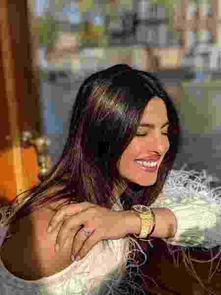 Priyanka Chopra durante sua despedida de solteira, em Amsterdã - Reprodução/Instagram/priyankachopra