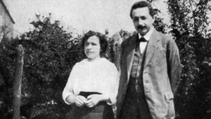 As qualificações de Mileva não deixam dúvida de que foi uma física e cientista brilhante, às vezes com notas mais altas que as de Albert - Getty Images