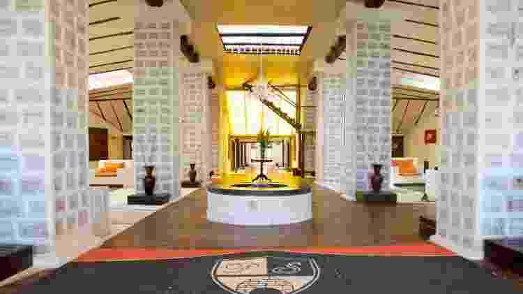 Palacio de Sal, na Bolívia - Divulgação/Palacio de Sal - Divulgação/Palacio de Sal