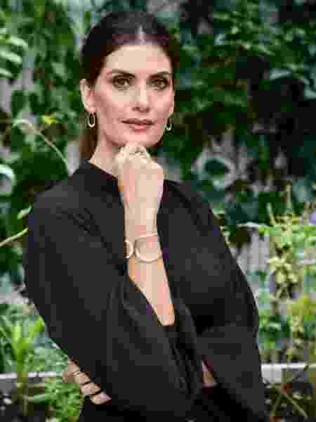 Isabella Fiorentino na apresentação da coleção Tropical, da Monte Carlo, nesta terça-feira (14) - Manuela Scarpa/Brazil News