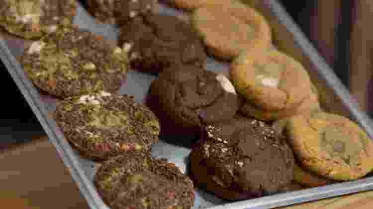 São produzidos, por mês, mais de 300 mil cookies  - Divulgação