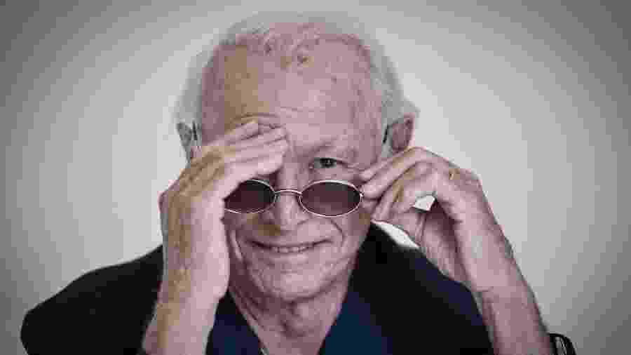 """Francês Jacques Revaux tem 79 anos e é o compositor do icônico hit """"My Way"""" - STEPHANE DE SAKUTIN / AFP"""