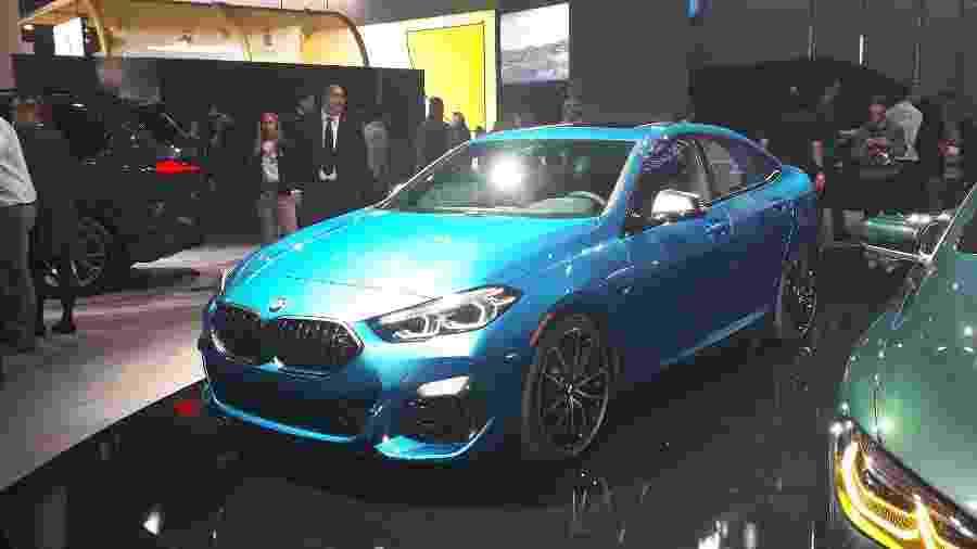 versão cupê de quatro portas do Série 1 será concorrente do novo Mercedes-Benz CLA - Vitor Matsubara/UOL