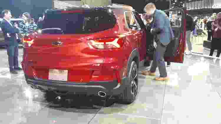 SUV será posicionado entre Tracker e Equinox - Vitor Matsubara/UOL