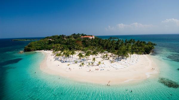 Cayo Levantado, uma das ilhas da República Dominicana - Dominican Republic Ministry of Tourism - Dominican Republic Ministry of Tourism