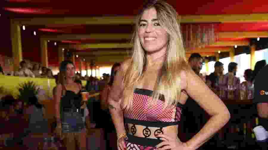 Raquel Pacheco, a Bruna Surfistinha - Iwi Onodera/UOL