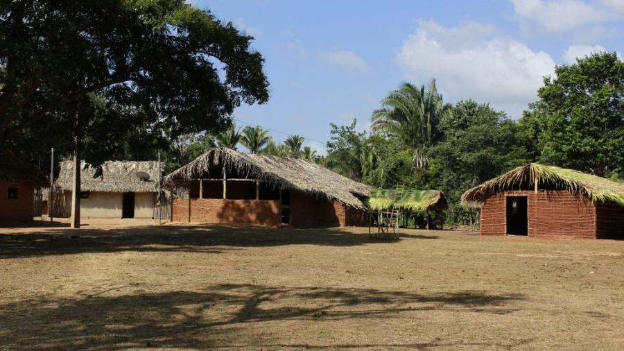 Comunidade rural quilombola no Maranhão  - Luís Henrique Wanderley / Agência de Notícia do Estado do MA