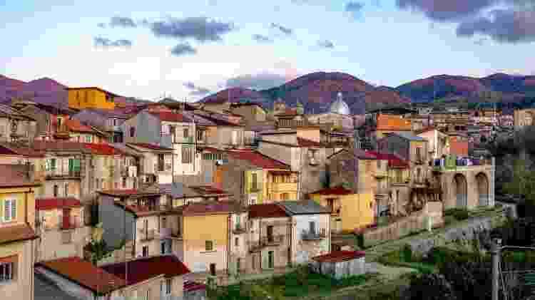 Cinquefrondi, Italia - Reprodução - Reprodução