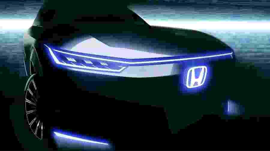 Teaser Honda - Divulgação
