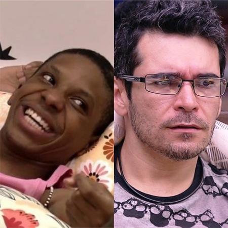 Assim como Lucas, Alan, do BBB 16, também desistiu do Big Brother Brasil - Reprodução / Globo