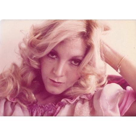 Wanderléa em clique no final dos anos 70 - Reprodução/Instagram
