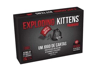 Exploding Kittens - Divulgação - Divulgação