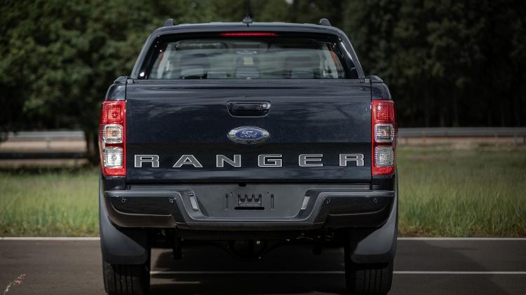 Ford Ranger Black 2022 - Divulgação - Divulgação