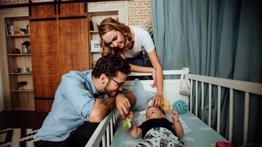 Está se preparando para a chegada de um bebê? Veja itens que você precisa ter na sua casa - Getty Images