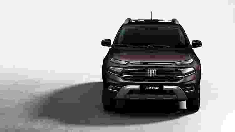 Fiat Toro Volcano 2022 - Divulgação - Divulgação