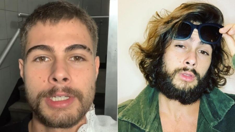 Rafael Vitti é comparado com Che Guevara na internet - Reprodução/Instagram