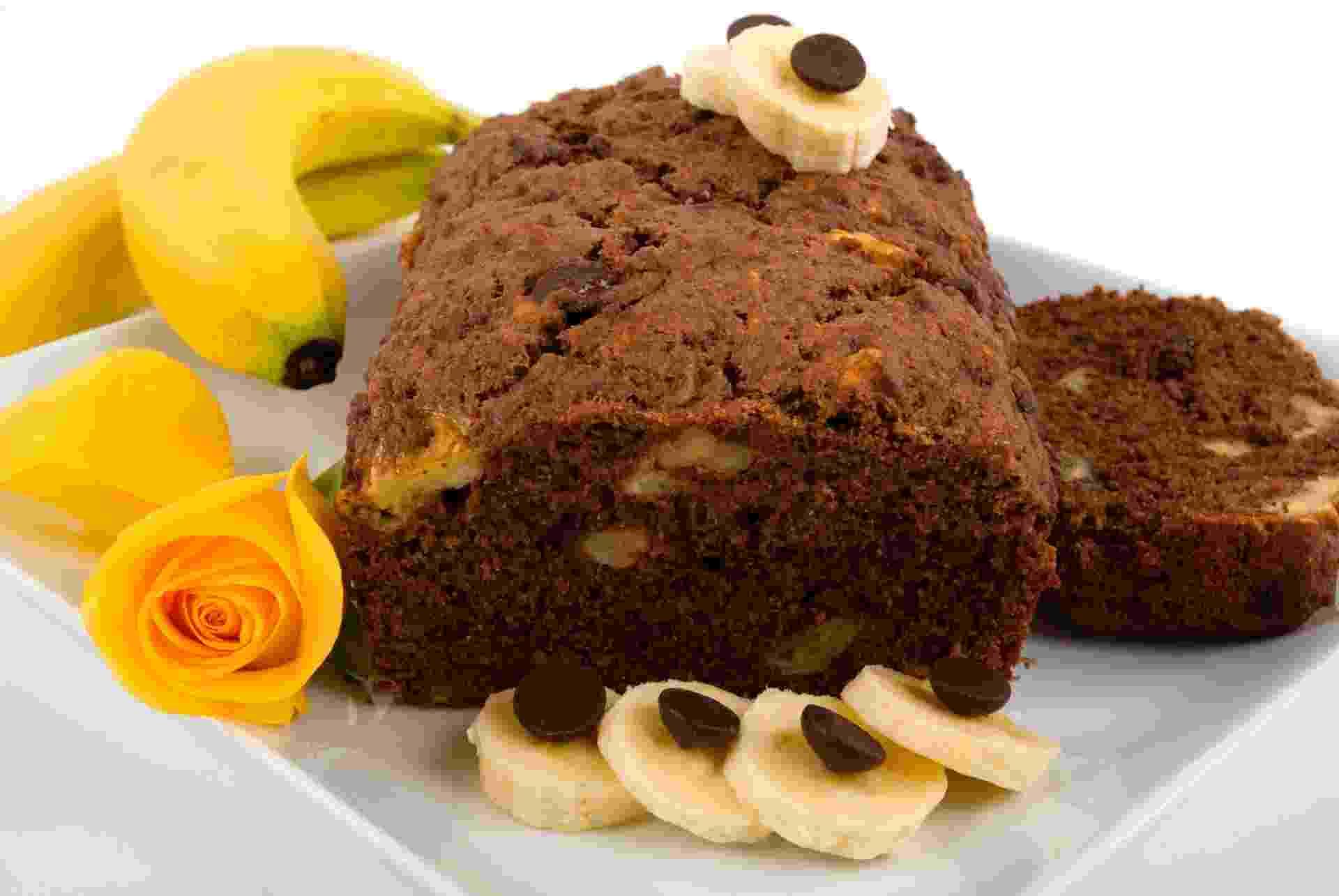 Receita de bolo de banana para crianças - Getty Images