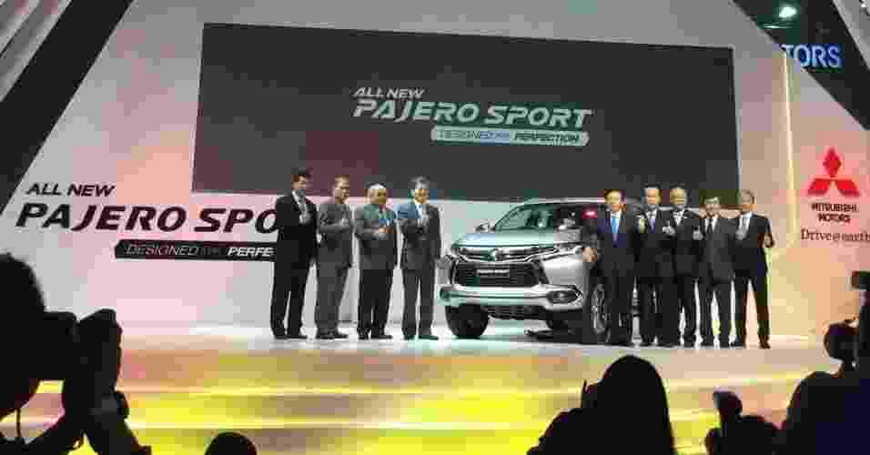 Mitsubishi Pajero Sport 2016 - MZ Crazy Cars/Reprodução